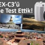 Sony Alpha NEX-C3'ü Nepal'de Test Ettik