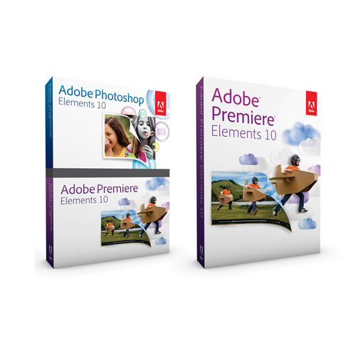 Adobe Photoshop Elements 10 ve Premiere Elements 10