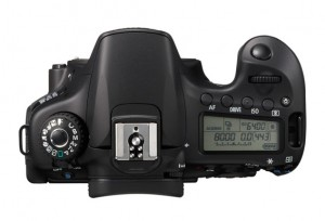 EOS 60D BODY TOP