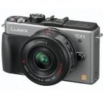 Panasonic'in Yeni Aynasızı: Lumix GX1