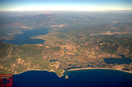 Uçakta Fotoğraf Çekimi