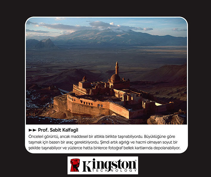 Kingston advertorial