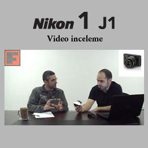 Nikon J1 İnceleme – Video