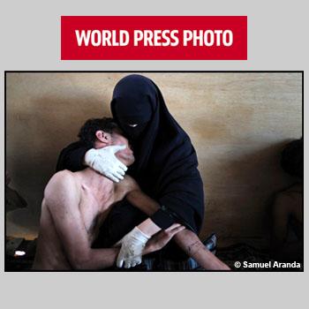 Yılın Basın Fotoğrafları Açıklandı