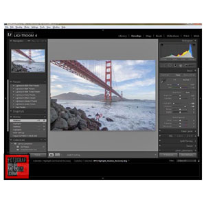 Adobe Lightroom4