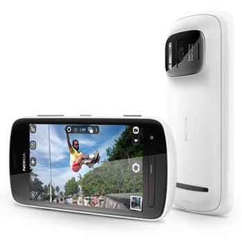 Nokia 808, 41MP sensör çözünürlüğü ile çıktı
