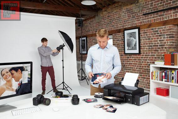 Epson'dan fotoğrafçılara özel yazıcı L800