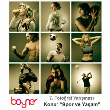 """Boyner """"Spor ve Yaşam"""" Fotoğraf Yarışması Sonuçlandı"""