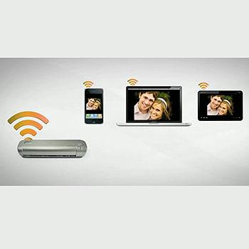 Pilli kablosuz mobil tarayıcı