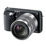 Sony'den yeni aynasız: NEX-F3