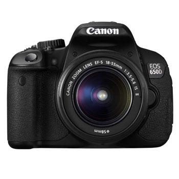 Canon EOS 650D tanıtıldı