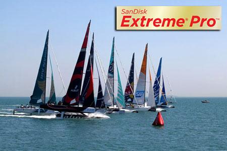Extreme Yarışlarda SanDisk Farkı!