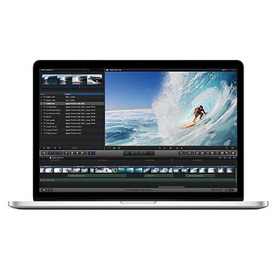 Retina ekranlı MacBook Pro geliyor