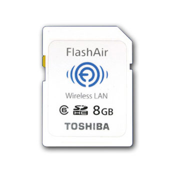 Toshiba flash bellek