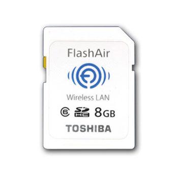 Toshiba FlashAir Wi-Fi SDHC Kart