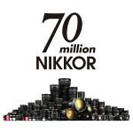 Nikkor üretimi 70 milyonu geçti