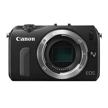 EOS M front
