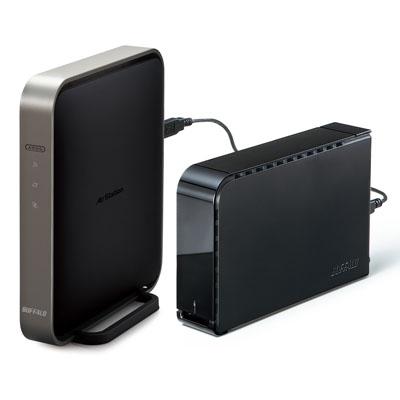 Yeni nesil kablosuz ağ çözümü AirStation 1750