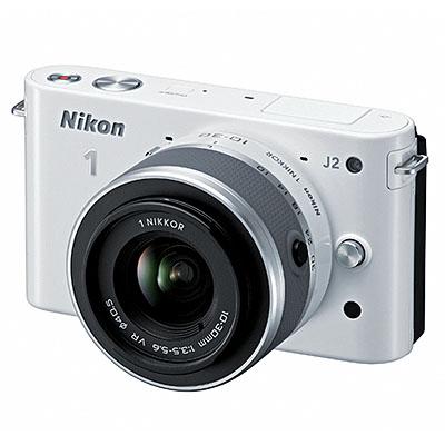 Nikon 1'e J2 geldi