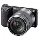 Sony NEX-5R'de Wi-Fi özgürlüğü…