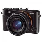 Sony'den full frame kompakt: RX1