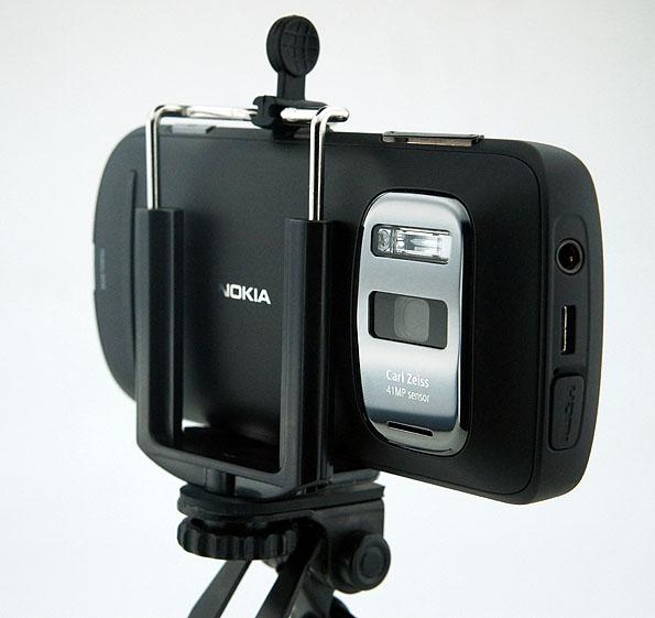 Nokia tripod