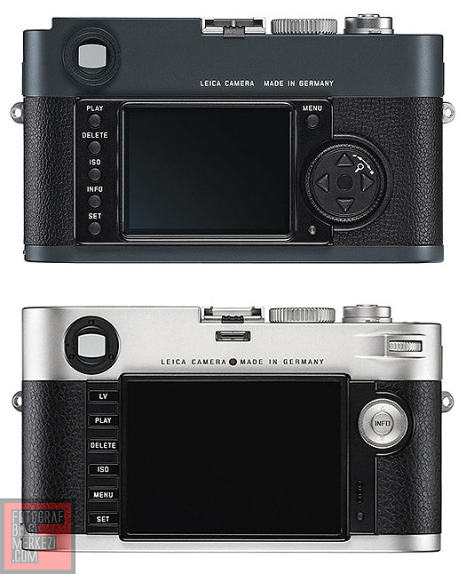 Leica M ve ME bck