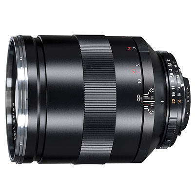 Carl Zeiss presents compact telephoto lens