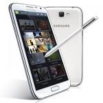 Samsung Galaxy Note II Türkiye'de