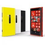 Nokia Lumia 920 ve Lumia 820 Türkiye'de