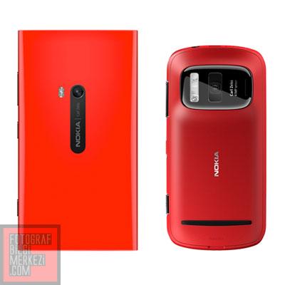 Nokia Lumia 920 ve 808 PureView karşı karşıya