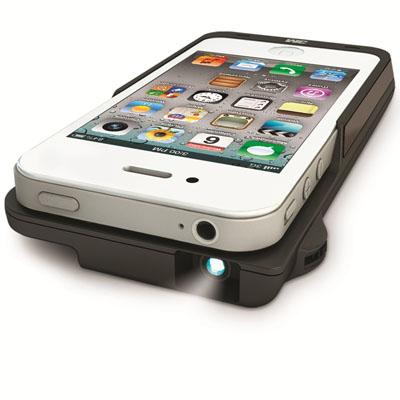 Cebinize sığan mobil projektör