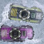 Pentax WG-3 ve WG-3 GPS