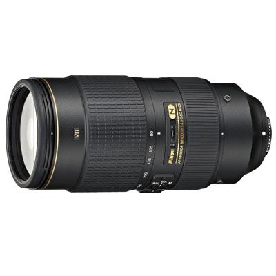 Nikon 80-400mm f4.5-5.6G ED VR
