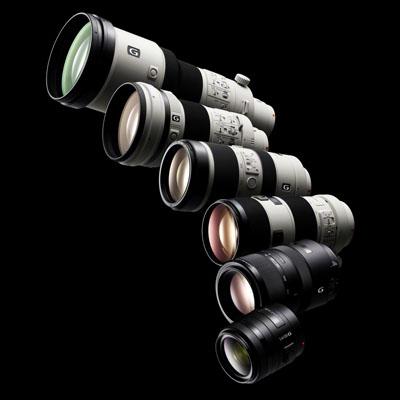 Sony'den yeni objektifler ve aksesuarlar