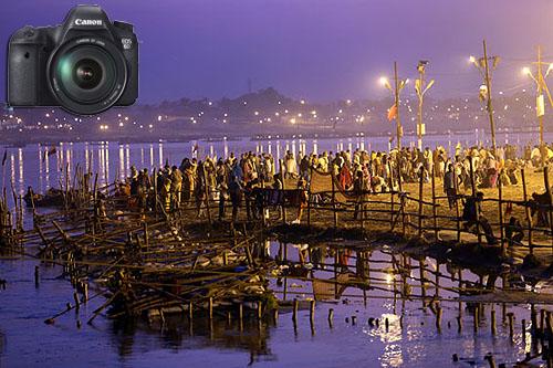 Canon EOS 6D'yi Kumbh Mela'da Test Ettik