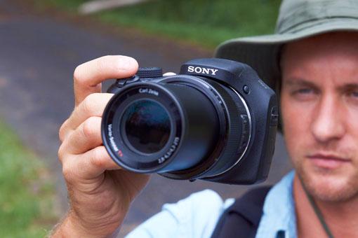 Sony Cyber-shot HX300