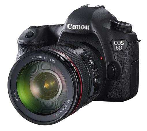 a EOS 6D FSL w EF 24-105mm L