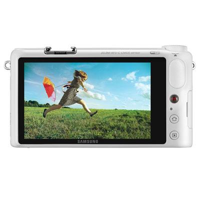 Samsung'un Akıllı Fotoğraf Makinesi NX2000 Türkiye'de!