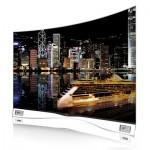 Kavisli OLED TV'ler Geliyor