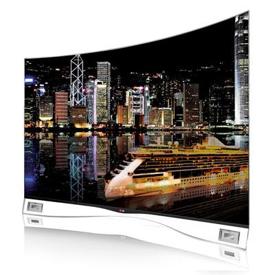 LG_Kavisli OLED TV