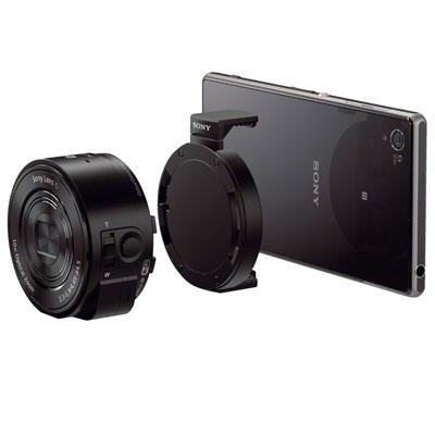 """Sony """"Lens Kameralar"""" QX100 ve QX10"""