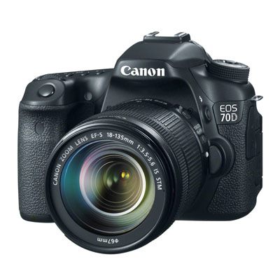 Yenilikçi Otomatik Netleme Sistemi ve Canon EOS 70D
