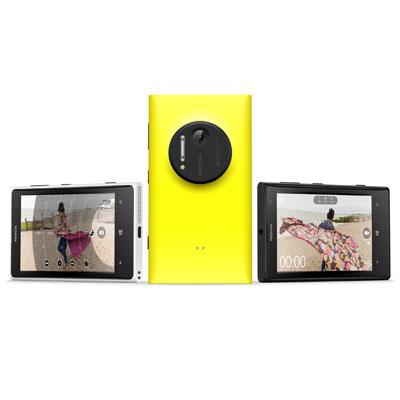 41MP Kameralı Nokia Lumia 1020 satışta