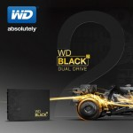 WD SSD+HDD İkili Sürücü
