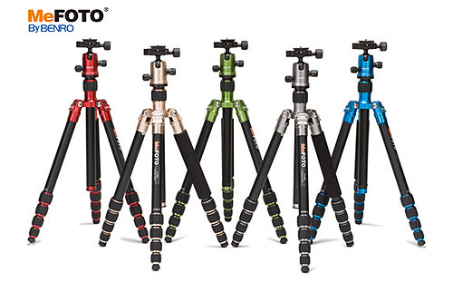 Mefoto A1350 Travel Tripod