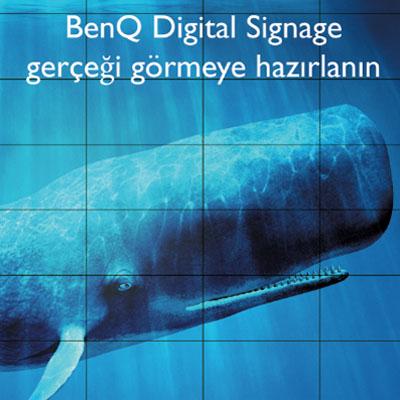 Tecpro, BenQ Digital Signage distribütörü oldu