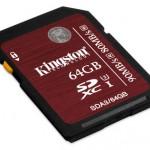 4K Video Çekimi Destekleyen SD Kart