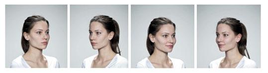 Hangi yüzünüz daha fotojenik?