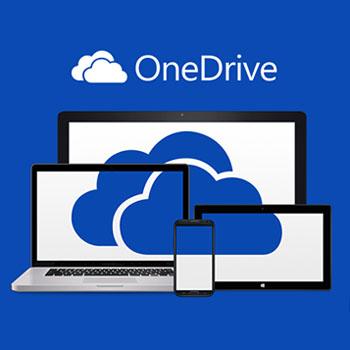 Microsoft OneDrive Hizmete Girdi